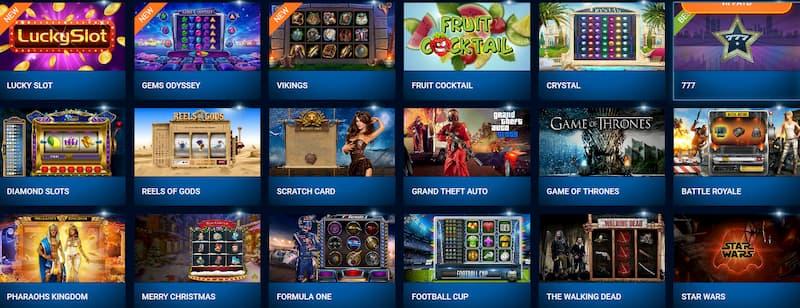 игровые автоматы в 1хбет